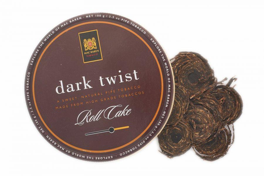 Mac Baren Dark Twist Pipe Tobacco-0