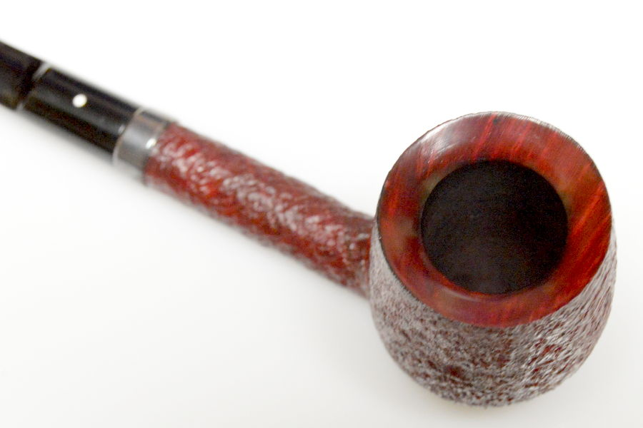 Dunhill Ruby Bark Billiard 4210-0