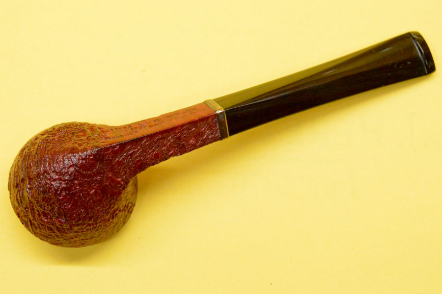 Dunhill Ruby Bark Group 3 Bulldog-2522