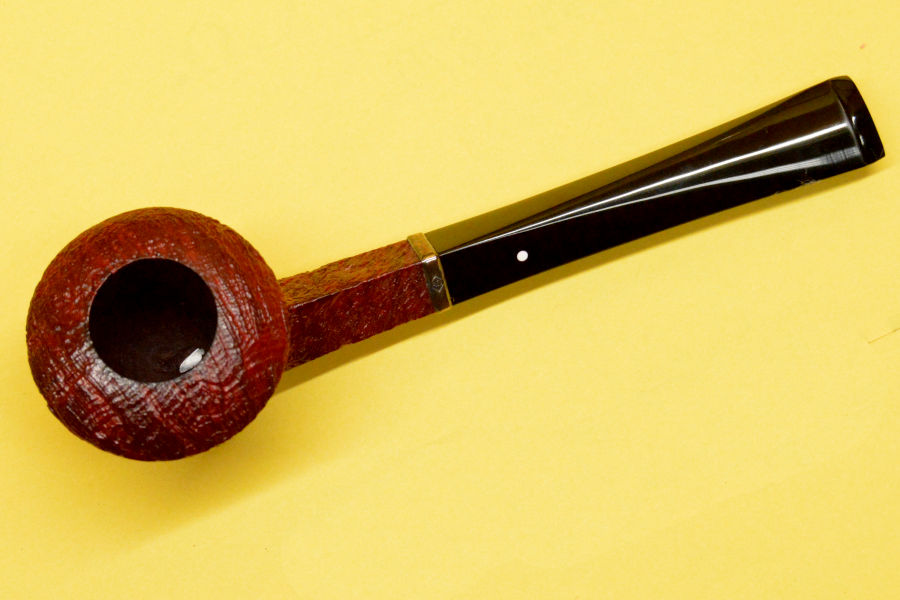Dunhill Ruby Bark Group 3 Bulldog-2520