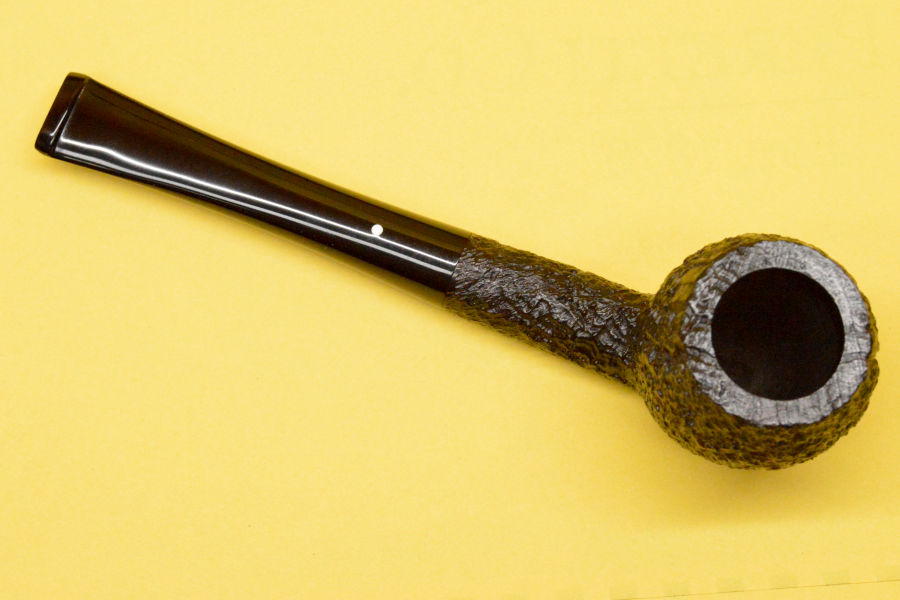 Dunhill Shell Briar Group 3 Bulldog-2511