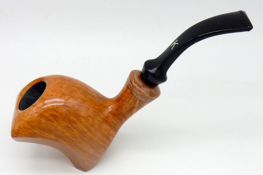 Kristiansen Freehand Straight Grain Bent Sitter-3839