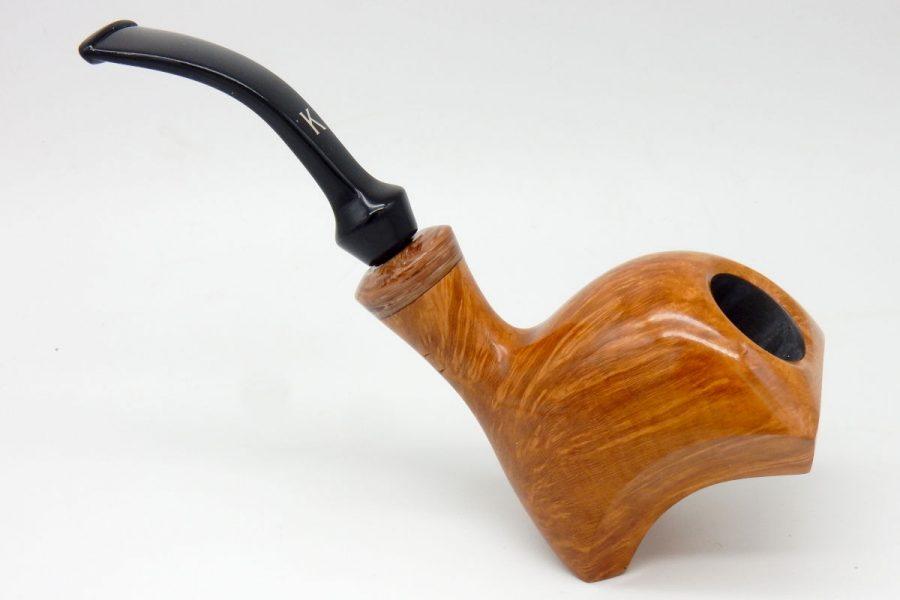 Kristiansen Freehand Straight Grain Bent Sitter-0