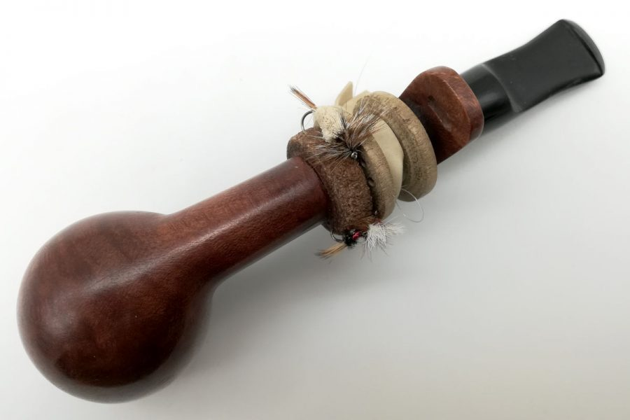 Nick Johnson What The Fly Fishing Pipe-3859